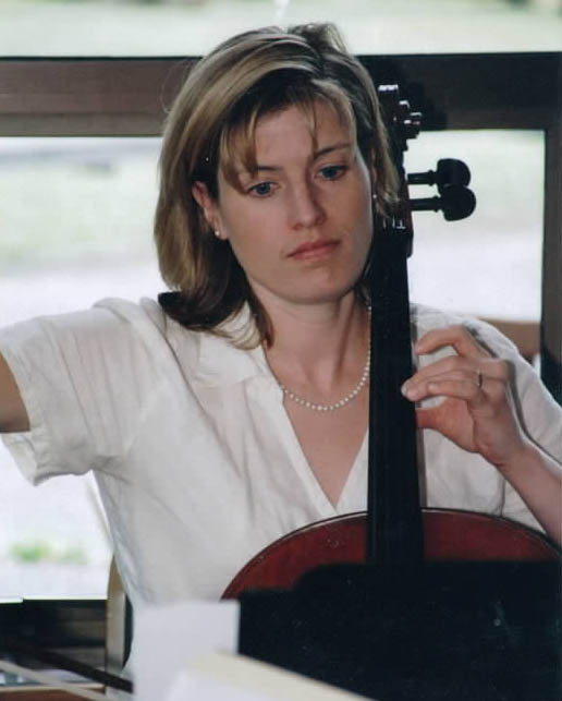Holly King, cello